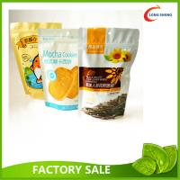 Wholesale Resealable Ziplock Sun Flower Seeds Packaging Stand Up Plastic Bags from china suppliers