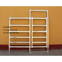 Buy cheap China Cattle Panel Gate cattle panel fencing livestock fence panels feedlot panels from wholesalers