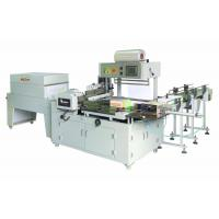 Wholesale 3phase Tissue Paper Packing Machine Welting Fully - Closed Type 530mm Film Width from china suppliers