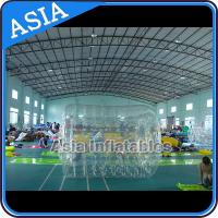 Wholesale Swimming Pool / Park Transparent Inflatable Water Roller Ball from china suppliers