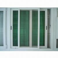 Wholesale PVC Window with Sliding, Casement, Tilt, Turn Style, Good Performance and Efficient Energy from china suppliers