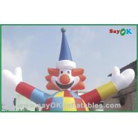 Wholesale Advertising Clown Style Arm Flailing Tube Man With 750w Blower from china suppliers