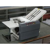 Wholesale Semi - Automatic Paper Folder Machine Manual Quick Adjust Fold Plates from china suppliers
