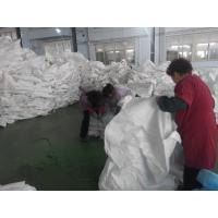 Buy cheap pp woven jumbo bag supply factory price with high reputations for sand,stone,limestone,sugar,grain,garbage,rubbish etc from wholesalers