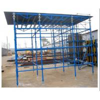 Wholesale Powder Coated Q235 steel Versatile Low maintenance Cup Lock Scaffolding from china suppliers