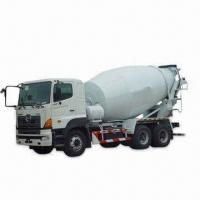 Wholesale Concrete Mixer Truck with 9m³ Mixing Volume and 400L Water Tank Volume from china suppliers