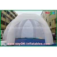 Wholesale White Advertising PVC Giant Inflatable Exhibition Inflatable Spider Tent from china suppliers