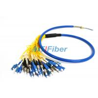 Wholesale Armoured Waterproof Optical Fiber Pigtail With G652D G657A1 Fiber from china suppliers