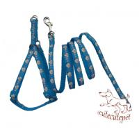 Wholesale nylon dog harness, firm and comfortable from china suppliers