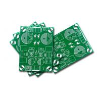 Buy cheap Pcb Circuit Board Fabrication , 4 Layer Pcb Board 1oz Copper Multilayer from wholesalers