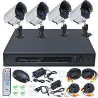 Wholesale PAL / NTSC RS485 DVR Surveillance System Real Time For Home / Offices from china suppliers