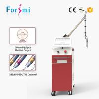 Wholesale Manufacturer supply Q-Switched Nd yag 1064nm Laser  Machine for Tattoo Removal from china suppliers