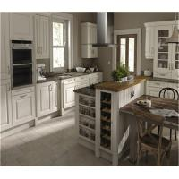 Wholesale Modular project cheap pvc kitchen cabinet with good quality from china suppliers