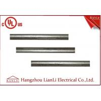 Wholesale 1-1/2 Inch EMT Electrical Metallic Tubing Outdoor with Hot Dip Galvanized , B235 Material from china suppliers