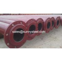 Wholesale Rare earth alloy wear-resistant high chromium cast iron pipes from china suppliers