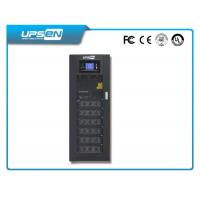 Wholesale 100KVA - 200KVA Modular UPS Double Conversion Online UPS With Static Switch from china suppliers
