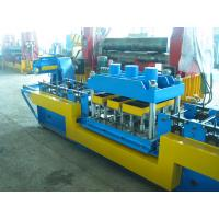 Wholesale 220V 380V 460V Glazed Tile Roll Forming Machine Door Frame Roll Forming Equipment from china suppliers
