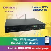 Wholesale Lemon KTV HDMI jukebox karaoke system with 1080P,Select songs via iPhone/Andr phone,USB add songs from china suppliers