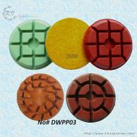 Buy cheap Soft Polishing Pads for Concrete Floor / Granite & Marble Stone Renovation from wholesalers