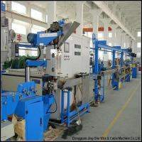 Quality Screw Diameter Φ80mm Core Single Screw Plastic Extruder Cable Extrusion Production Line for sale