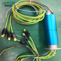 Buy cheap 11 rings Servo Motor Encoder Slip Ring Solution,IP54 Servo Motor Rotary Joint for Panasonic from wholesalers
