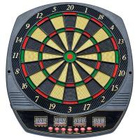 Buy cheap Plastic Electronic Dart Board For 1 - 8 Players Indoor Sports from wholesalers