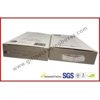 Wholesale 300gsm Paper Box Card Board Packaging With Clear Window And Blister from china suppliers