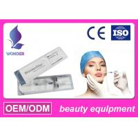 China Stabilized Hyaluronic Acid Dermal Filler Cheek Augmentation Injectable on sale