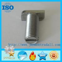 Buy cheap T type bolt,T type bolts,Steel T bolt,Steel T bolts,T head bolt,T head bolts,Hammer T BOLT,Steel T head bolt,SS T bolts from wholesalers