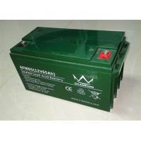 Wholesale 60ah Sealed Lead Acid Batteries 12v High Rate Discharge Valve Regulated Battery from china suppliers