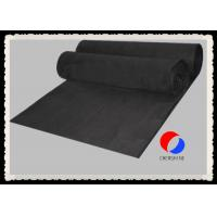 Wholesale Thermal Insulation Fire Resistant Mat , 8MM Soft High Temperature Felt from china suppliers