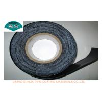 Yellow Color High Tack Polyethylene Anti Corrosion Tape For Carbon Pipes