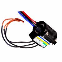 Wholesale 3 Poles High Voltage Wind Turbine Slip Ring Rotary Electrical Interface from china suppliers