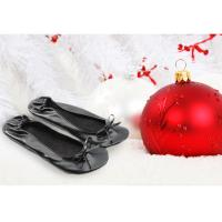 Wholesale Best Christmas and Birthday Gift 2018 Customized Foldable Ballet Shoes for Girl Women and Ladies from china suppliers