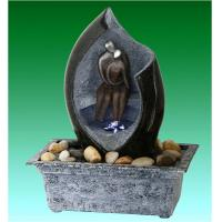 Wholesale Decorative Water Fountains Resin Garden Fountains For Home / Office from china suppliers