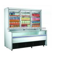China R134a Combination Freezer Cabinet Double Engines For Shop on sale