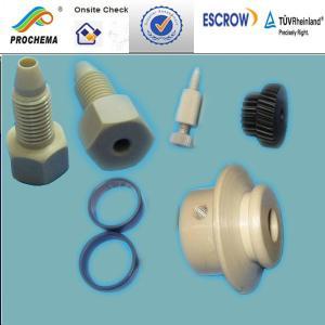 Wholesale PEEK parts, PEEK screw, PEEK ball,PEEK fitting, OEM PEEK parts from china suppliers