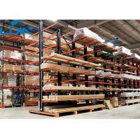 Wholesale Cargo Metal Industrial Storage Rack 11 Arm Level Works Forklift Operation from china suppliers