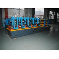 Buy cheap High Speed Galvanized Erw Pipe Mill / Tube Making Machine CE ISO9001 Approved from wholesalers