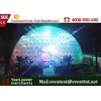 Wholesale Large Fashion Live Show Camping Tent Aluminum Frame Outdoot Event Tents from china suppliers