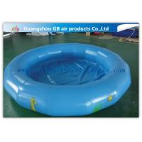Wholesale Round Kids Inflatable Swimming Pool For Water Game Acceptable Logo Printing from china suppliers