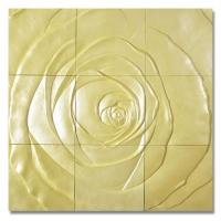 Quality PU 3D Decorative Wall Panel 60cm * 60cm for TV , Sofa Background for sale