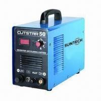 Buy cheap Inverter Air Plasma Cutting Machine, Simple-to-Operate and Lightweight from wholesalers