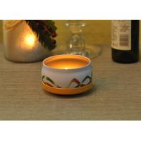 Wholesale Large Colored Tin Candle Holders Box Personalised For Home Fragrance from china suppliers