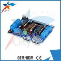 Wholesale L293D Motor Drive Shield Expansion Board For Duemilanove Mega Uno from china suppliers