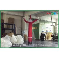 Wholesale Snowman Shape Indoor Inflatable Air Dancer For Holiday Advertising from china suppliers
