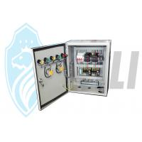 Wholesale Metal Electrical Power Control Panel With Variable Frequency High Stability from china suppliers