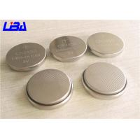 Wholesale 600mAh Button Cell Battery , Environment Friendly 3 Volt Lithium Coin Battery from china suppliers