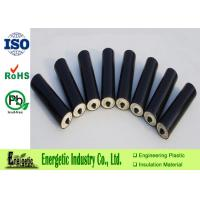 Wholesale 20mm -  800mm Precision Plastic Parts , Black Nylon Conveyor Roller from china suppliers