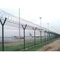 Wholesale Hot Dipped Construction Razor Wire Fencing For Railway / Highway Anti Theft from china suppliers